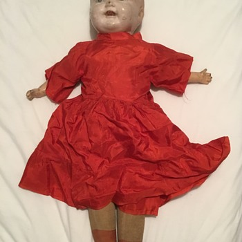 Doll - A Reliable Doll - Made in Canada - Dolls