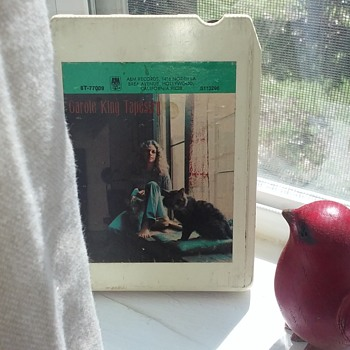Miss Carole King....On 8 Track Tape Format - Records