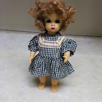A TERRI LEE DOLL - Dolls