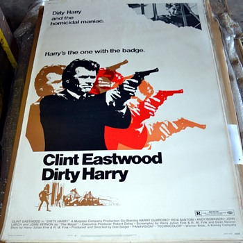 Dirty Harry - Movies