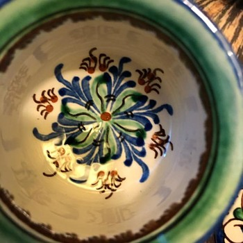 Small Pottery Vessel  - Pottery