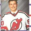 Rookie card...Score Martin Brodeur