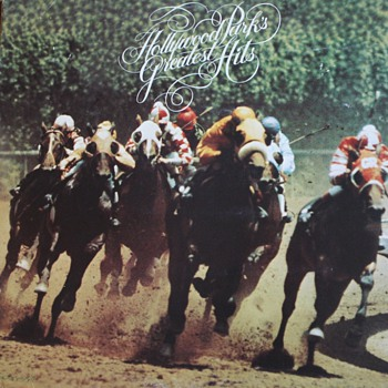 """Hollywood Park's Greatest Hits"" Record - Records"
