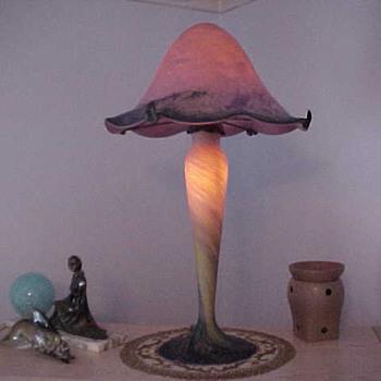 Le Verre Francais Lamp