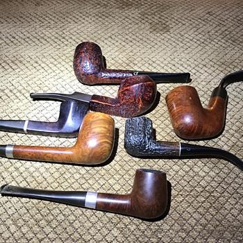 Pipe collection - Tobacciana