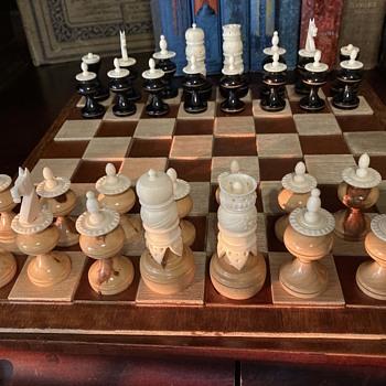 Chessmen - Games