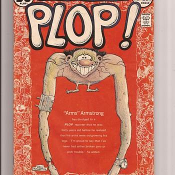 Basil Wolverton DC cover favourites
