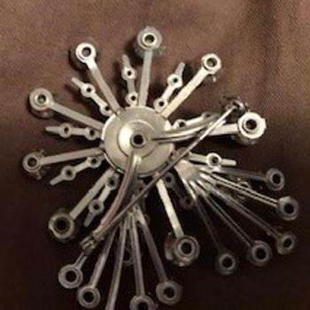 sparkling burst - Costume Jewelry