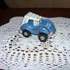 metal sand buggy