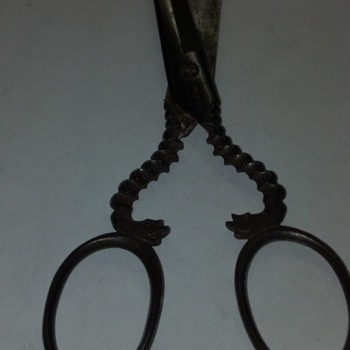 Vintage Koller Scissors (Need to know Date Made and Value) - Sewing