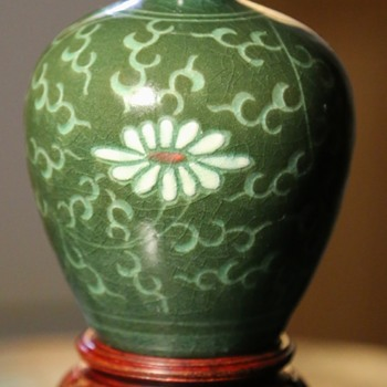 Japanese or Chinese Vase - Asian
