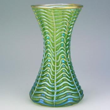 Loetz Crete Ausführung 36 circa 1907 - Art Glass