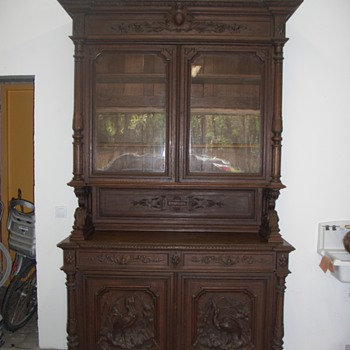 Old closet - Furniture