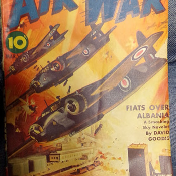 Air War, 1942 - Comic Books