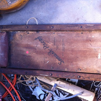 Antique Hulberts Smash Proof Creeper - Tools and Hardware