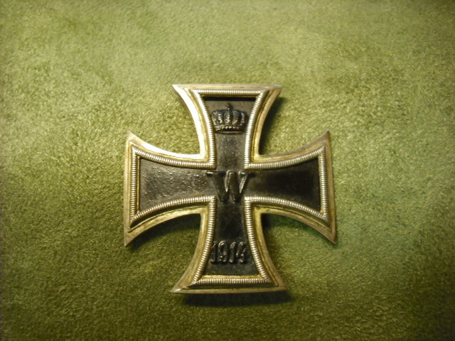 Wwi Iron Cross First And Second Class Collectors Weekly