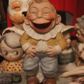 A Guffawing Moritz - Figurines
