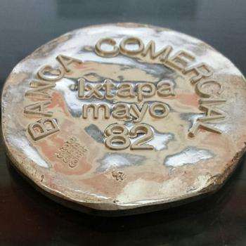 Banamex Banca Comerical Plata Pura .999 - World Coins