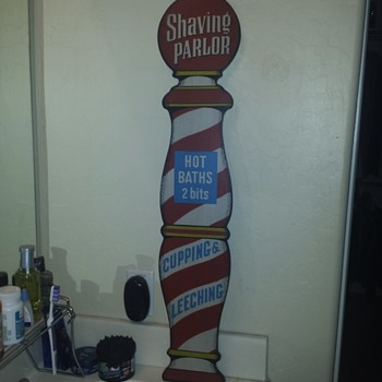 Barbershop Sign - Signs