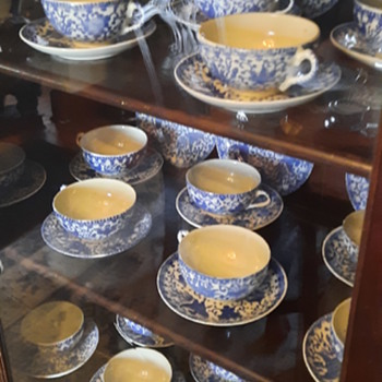 My large Phoenix bird porcelain collection - Asian