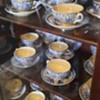 My large Phoenix bird porcelain collection