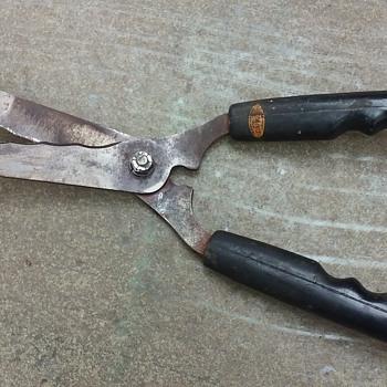 1950's (?) DOO-KLIP hedge shears - Tools and Hardware