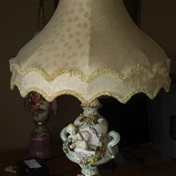 unique looking Lamp  - Lamps