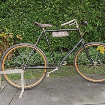 steve mcqueen vintage silver king bicycle