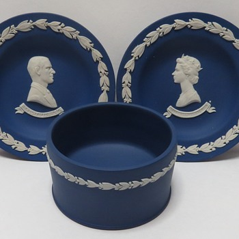 Wedgwood Jasperware - Mystery bowl / dish ? - China and Dinnerware