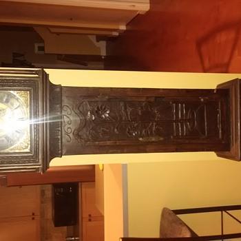 Grandfather Clock 1679 - Clocks