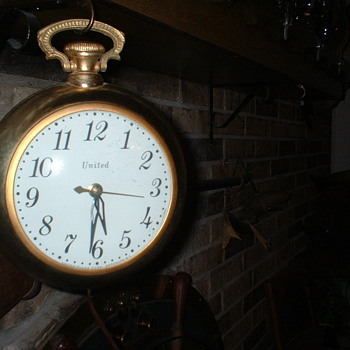 Pocket Watch Clock - Pocket Watches