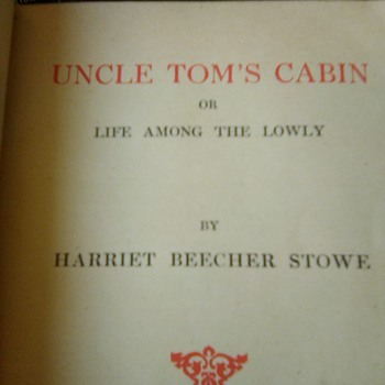Uncle Tom's Cabin - Books