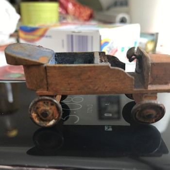 Handmade Toy Car - Toys