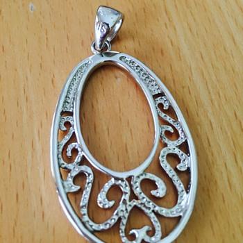 Silver/Gold pendant