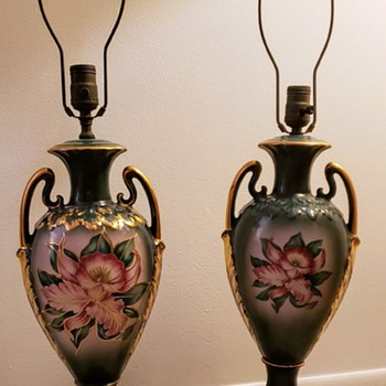 early 20th century??? - Lamps