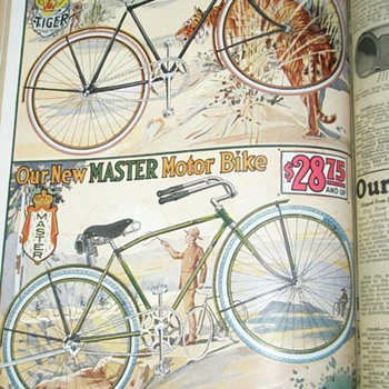 1917 Sears, Roebuck and Co Catalog Pages