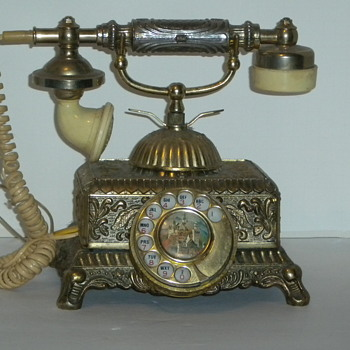 Remake of Old Phone - Telephones