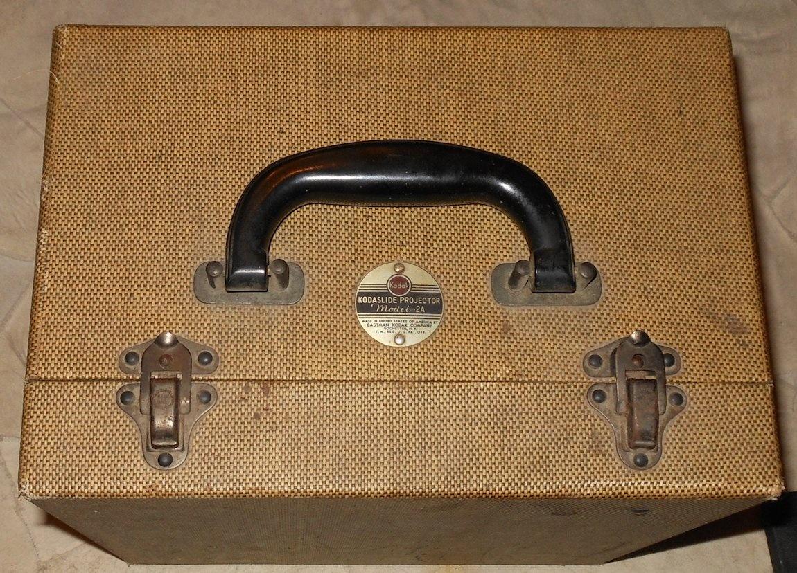 Vintage Slide Projector Argus Slide or Film Projector with Slide Wheel Mid Century Argus Slide Projector Argus 200 Slide Projector