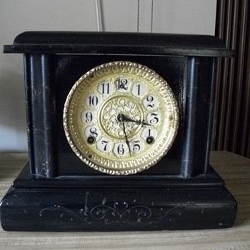 1903  E.N. Welch clock