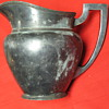 Antique Silverplate Pitcher A3123