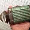 Old tin flashlight (war time piece?)