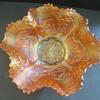 Fenton Carnival Glass - Lions Pattern