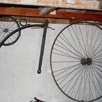 High Wheel Bicycle, Need Info - Sporting Goods