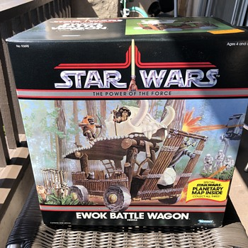 Vintage STAR WARS Collection - Movies