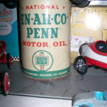 EN-AR-CO Oil Can - Petroliana