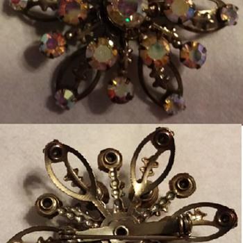 Rhinestones & Miscellaneous Jewelry Pieces - Costume Jewelry