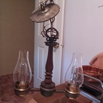 Unique hanging lamp - Lamps