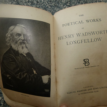 The Poetical Works of Henry Wadsworth Longfellow - Books