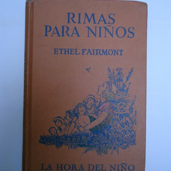 Old children book. - Books