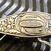 Webster Tatting Shuttle Sterling Silver